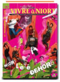 couverture Magazine vivre à niort : Numéro d'été 2008