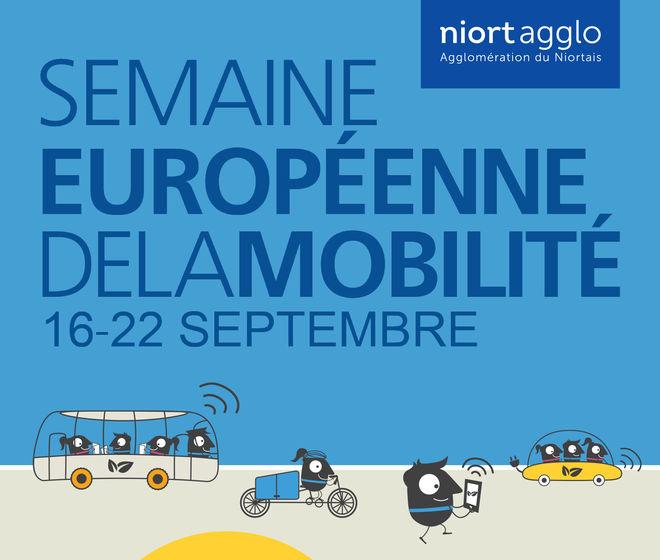 Semaine européenne de la mobilité