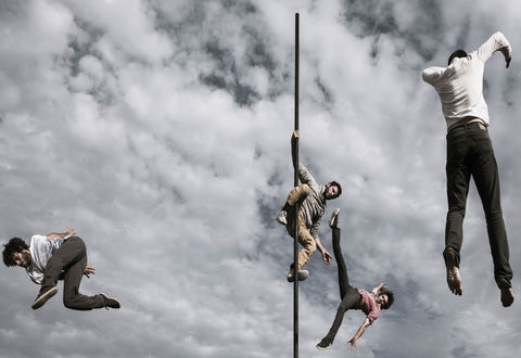 Festival Cirque d'été ©Cie Kiai Cri, Philippe Laurencon