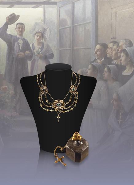 Les dimanches aux musées : exposition Le bijou régional, une spécialité niortaise. Annulé