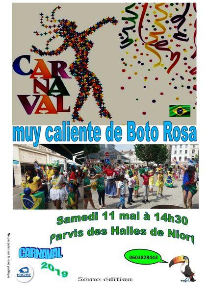 """Carnaval """"Muy caliente"""" 2019"""