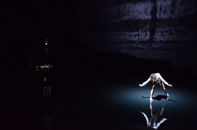 Danse ! Lisbeth Gruwez