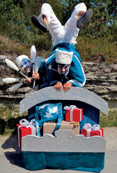 Noël à Niort : Les facteurs de Noël
