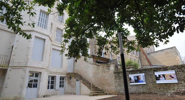 La Villa Pérochon, côté jardin - Photo Bruno Derbord.