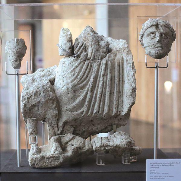 Visite ludique : découvertes archéologiques