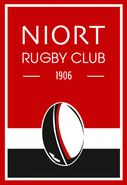 Rugby Fédérale 1 : Niort Rugby Club / Anglet ORC