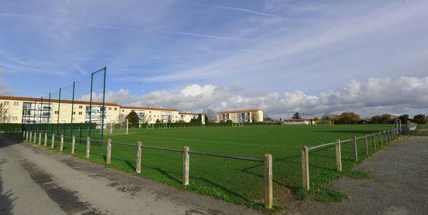 Stade avenue de la Rochelle © Derbord