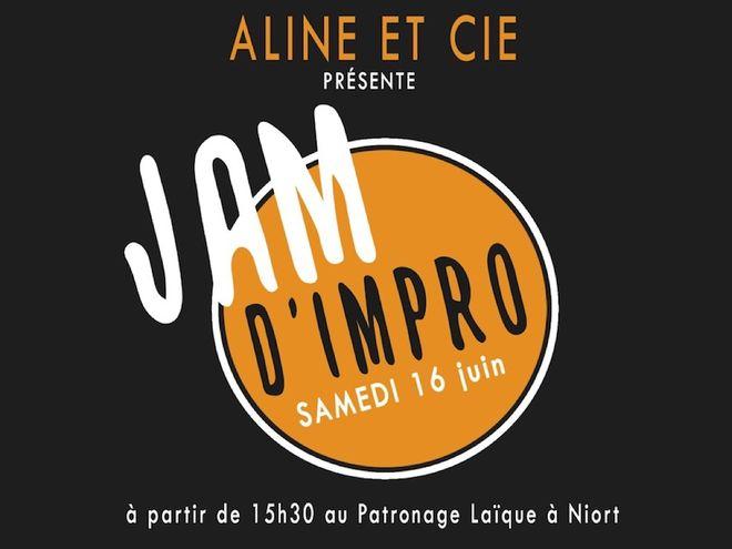 Théâtre : Jam d'Impro