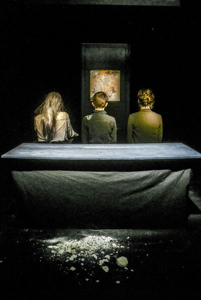 Théâtre : Les malédictions