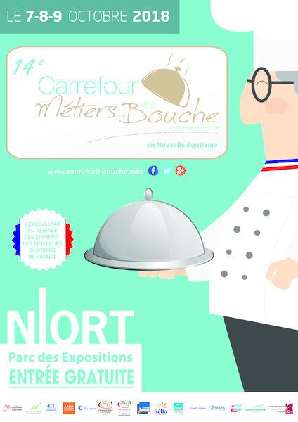 Carrefour des Métiers de Bouche et de la Gastronomie