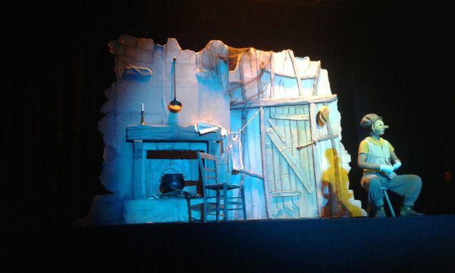 Théâtre : Pinocchio