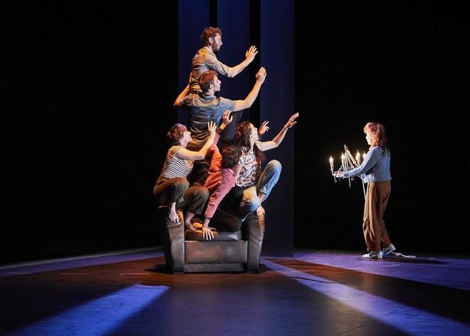 Théâtre : Un furieux désir de bonheur - annulé