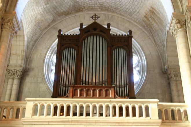 Concert orgue, flûtes et autres instruments