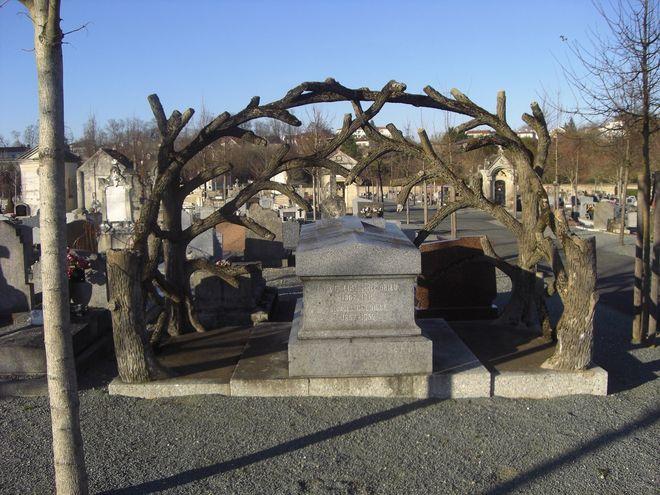 Visite guidée : Le cimetière des Sablières