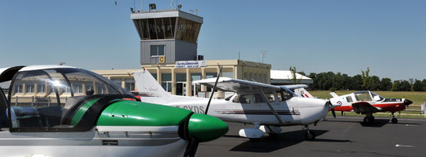 aérodrome Niort Souché