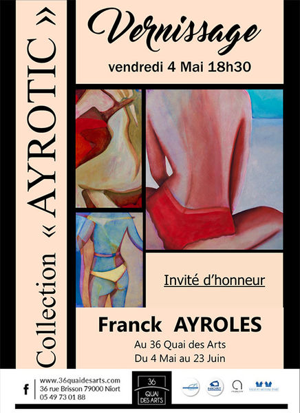 "Exposition : Collection ""Ayrotic"""