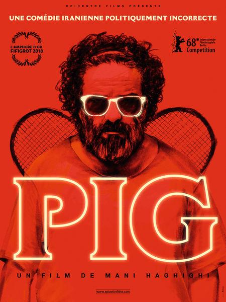 """Festival Regards Noirs : projection de """"Pig"""""""