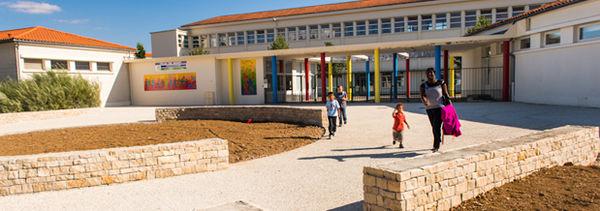 Ecole Pérochon, PRUS, 2012. Crédit : Alex Giraud