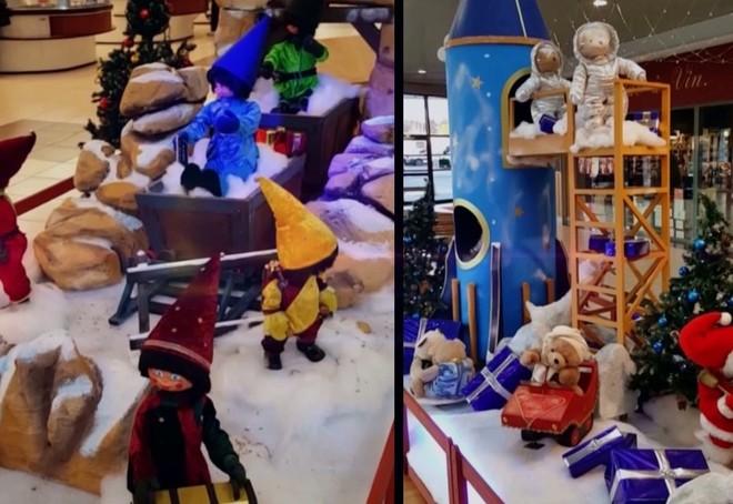 Noël à Niort : les automates