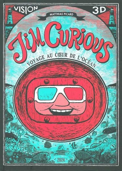Expo BD : Jim Curious, Voyage au cœur de l'océan