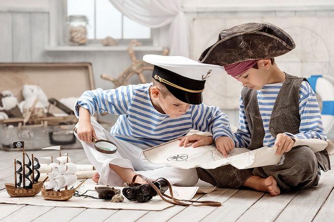 Journée familles : la piraterie s'invite au Donjon