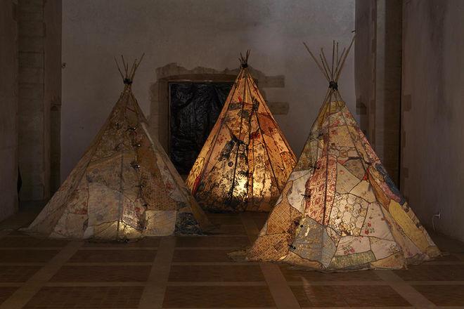 Exposition : Martine Hoyas au Pilori