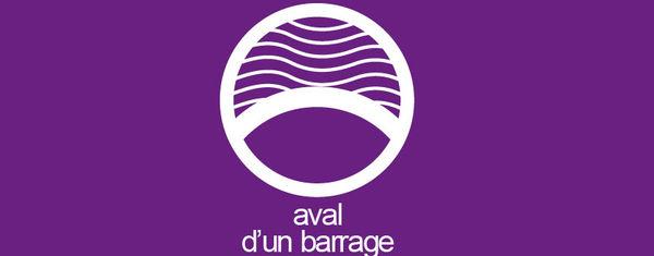 Aval de Barrage