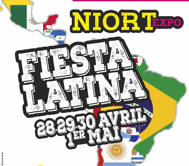 Niort Expo 2018 : Fiesta Latina