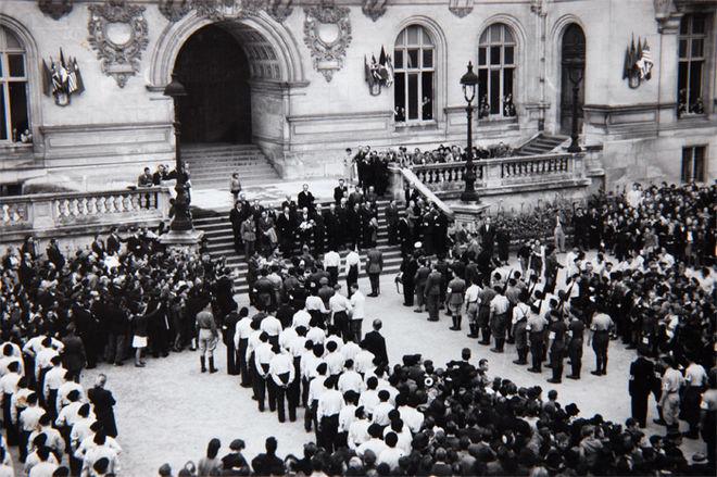 66e anniversaire de la Libération de Niort