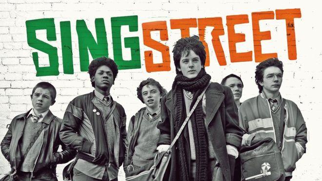 Ciné en plein air : Sing Street de John Carney