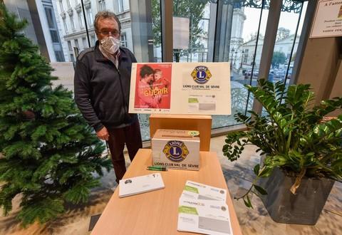Illustration article : Le Lions club Haut Val de Sèvre soutient le Téléthon