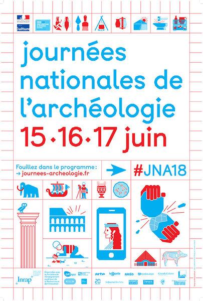 Journées nationales de l'archéologie aux musées