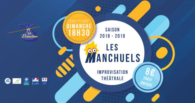 Improvisation théâtrale : Les Manchuels