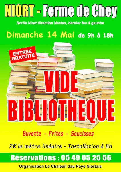 Vide-bibliothèque