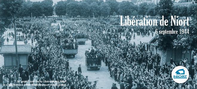 Commémoration : 76e anniversaire de la Libération de Niort