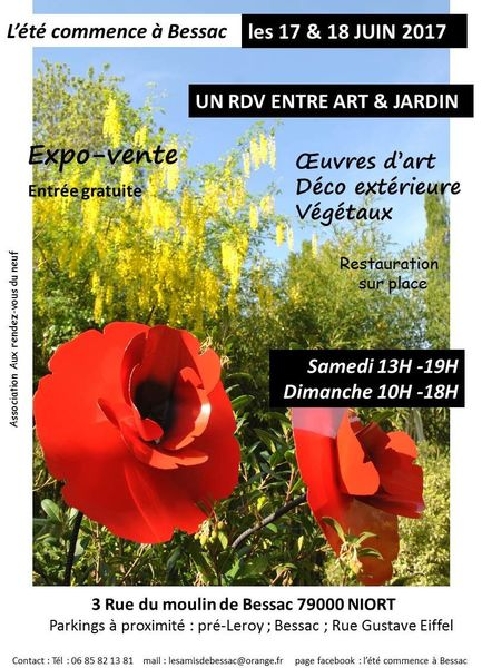 Expo-vente : L'été commence à Bessac