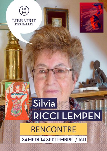 Rencontre avec Silvia Ricci Lempen