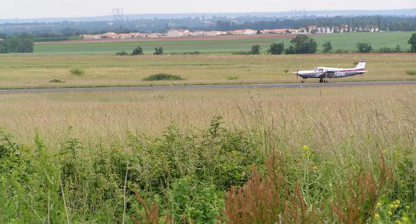 La plaine de l'aérodrome ©DSNE
