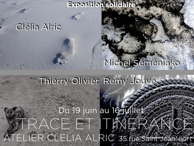 Exposition : Trace Itinérances
