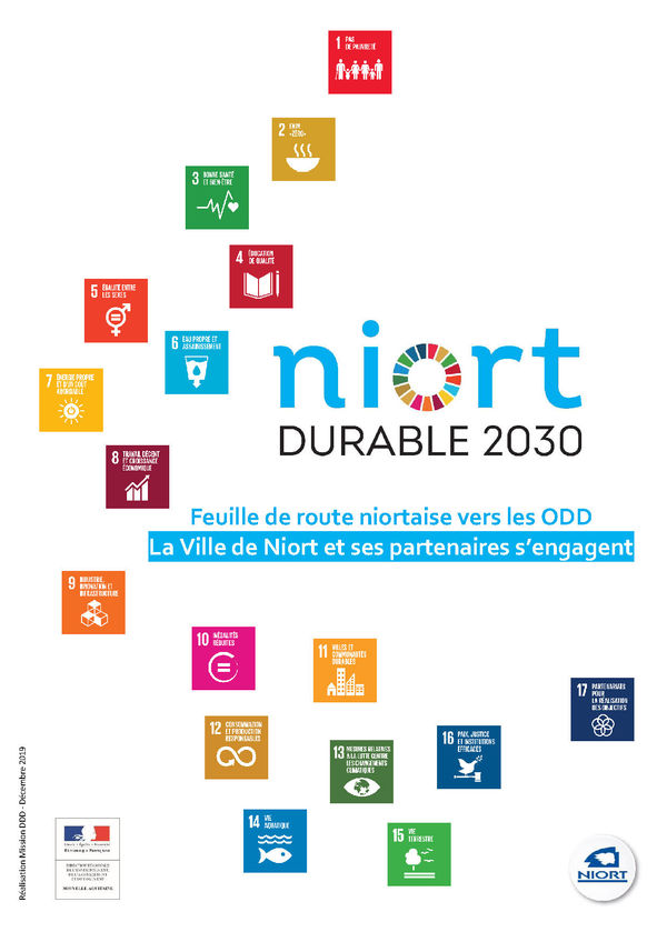 Niort Durable 2030