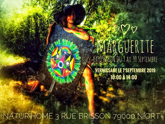 Exposition : Marguerite