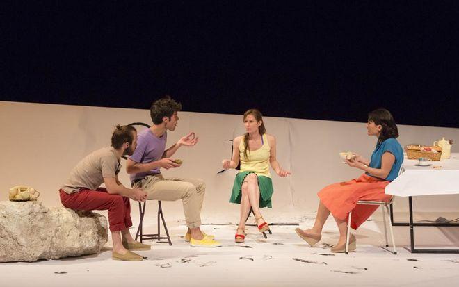 Théâtre : Où les cœurs s'éprennent