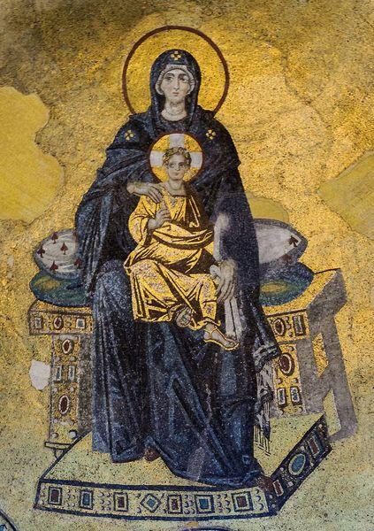 """Conférence """"Croire aux images ? L'Abbaye de Saint-Savin, de l'icône byzantine aux fresques romanes"""""""