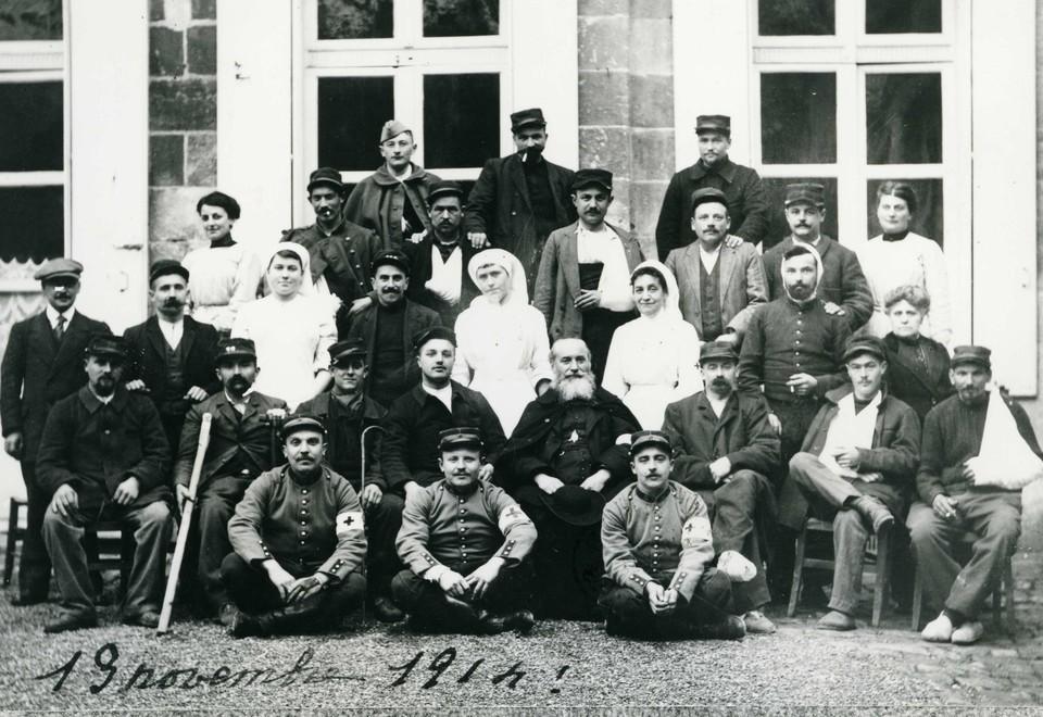 illustration de la manifestation Café-histoire : Les femmes dans la Grande Guerre