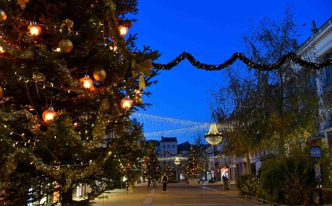 Noël à Niort : les illuminations