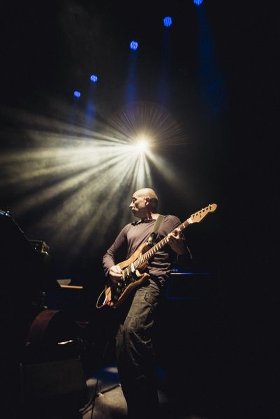 Concert : Cette guitare a une bouche