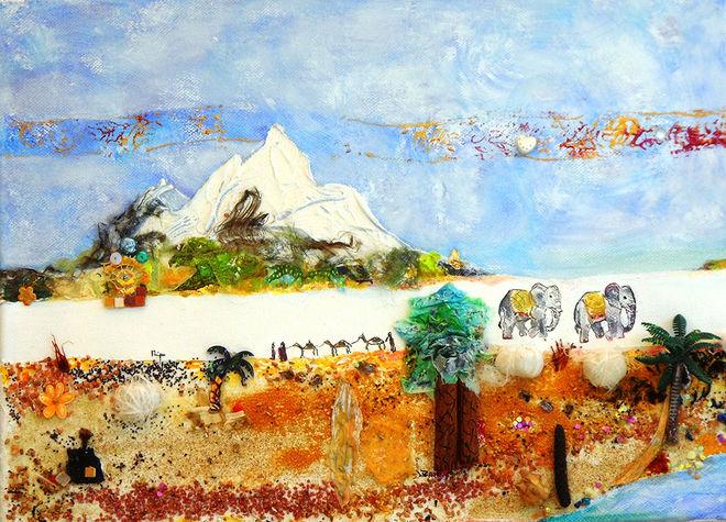 """Exposition : """"A'More Utopia"""" par Amata"""