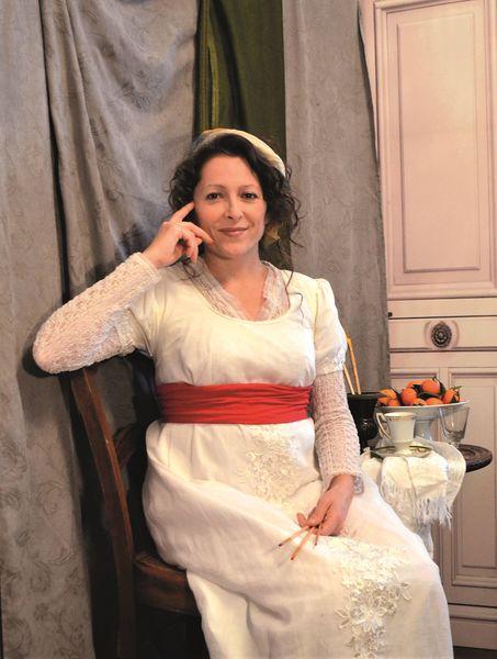 Visite théâtralisée : Elisabeth Vigée Le Brun raconte Bernard d'Agesci