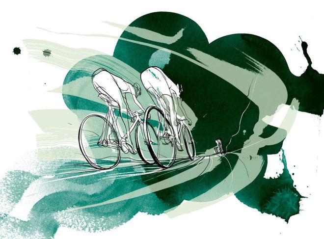 Exposition : Le Tour de France de Will Barras
