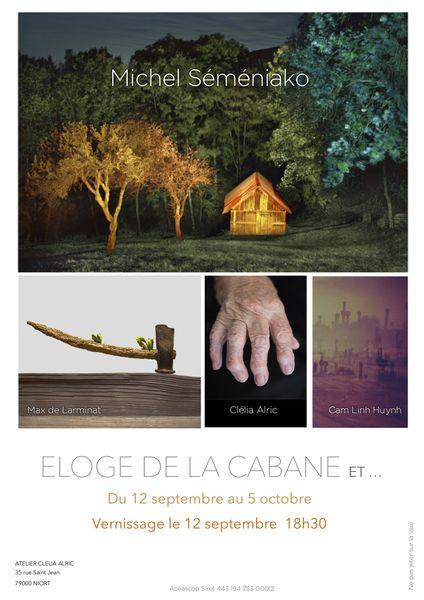 Exposition :  Éloge de la cabane et ...
